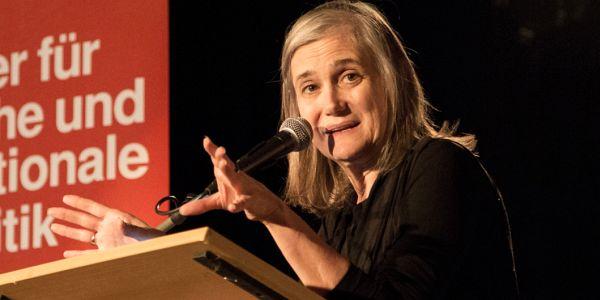 Über Bewegungen, die die Welt verändern: Vortrag von Amy Goodman