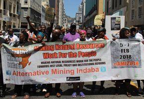 Beschäftigung im Bergbausektor