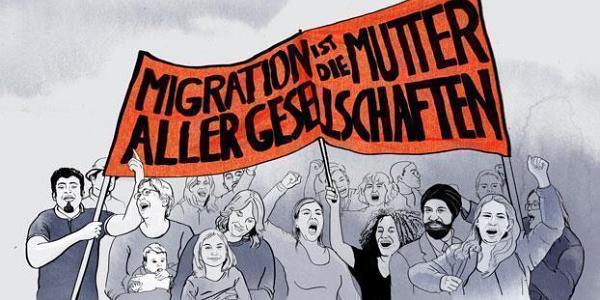 Haymat — Migrationskonferenz in Hannover, 5. bis 7. April