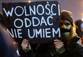 Schwarzer Tag für die Frauenrechte in Polen