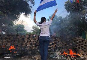 Nicaragua zwischen Hammer und Amboss