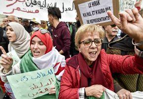 Algerien: Wahlmaskerade, Massenproteste und Polizeigewalt