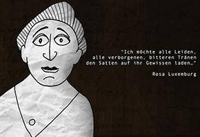 Rosa Luxemburgs Jahre in der Schweiz