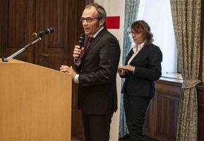 Büroeröffnung in Prag / Rede Gregor Gysi