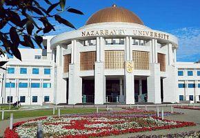 Im geographischen Zentrum: Zentralasien