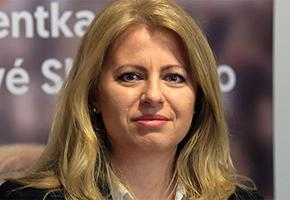 Zuzana Caputová neue Präsidentin in der Slowakei
