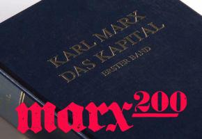 Neues auf marx200.org