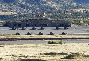 Kurdische Aktivisten stürmen türkische Militärbasis