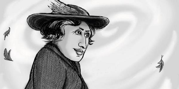 «Ich lebe am fröhlichsten im Sturm» Hommage an Rosa Luxemburg zum 100. Todestag