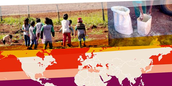 Gefährliche Pestizide von BASF und Bayer
