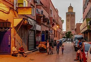 Perspektiven des Maghreb