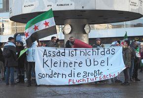 Problematischer «Wiederaufbau» in Syrien