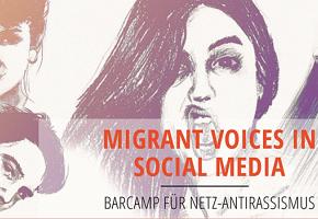 Migrant Voices in Social Media