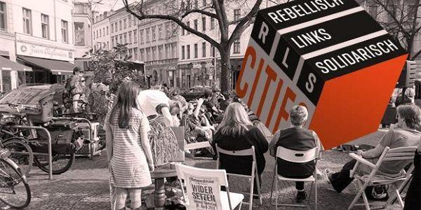 RLS-Cities: Rebellisch.Links.Solidarisch. Konferenz zu Wohnen, Bauen, Stadt