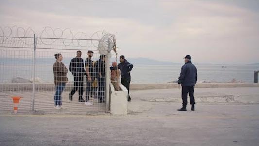 Gefangen auf Lesbos