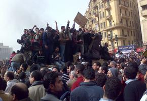 Unvollendet: Arabischer Frühling