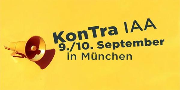 Dokumentation: Kongress für transformative Mobilität – KonTra IAA in München