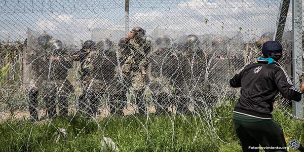 Menschenrechte und das EU-Grenzregime - Livestream am 11.12.