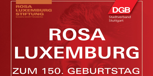 Happy Birthday, Rosa! / 05.03., 17:00 Uhr